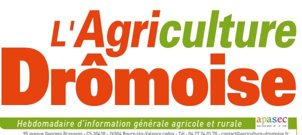 Une L'Agriculture Drômoise