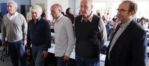 Participants plénière Porquerolles
